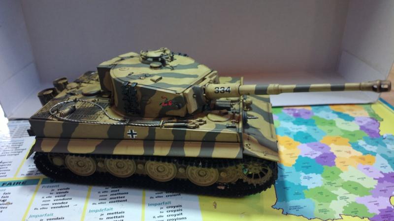 Pz.Kpfw.VI Ausf.E TIGER I ; DRAGON 1/35. 520571201409012705