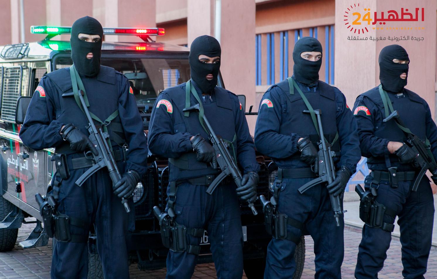 Moroccan Special Forces/Forces spéciales marocaines  :Videos et Photos : BCIJ, Gendarmerie Royale ,  - Page 9 520698343