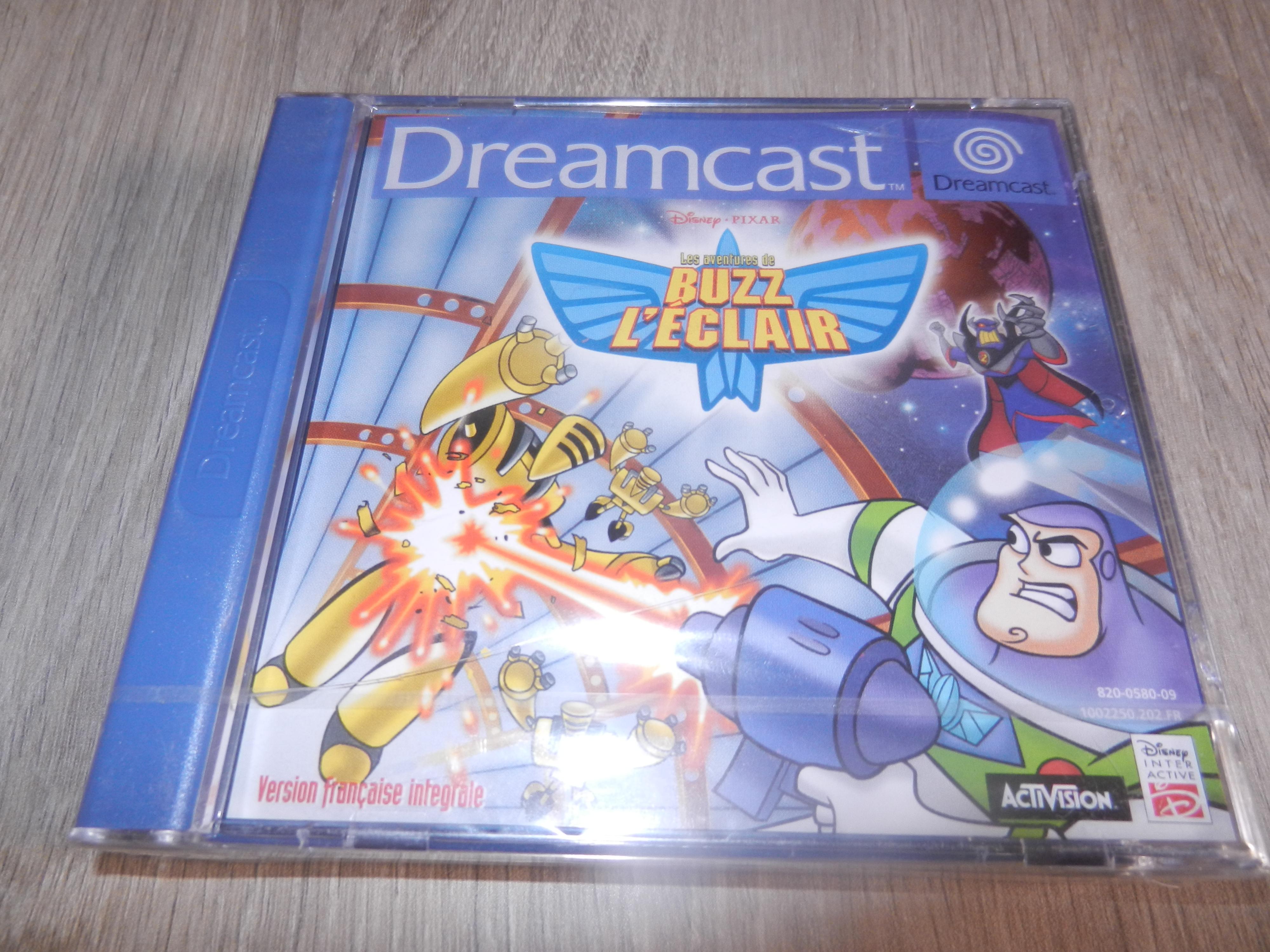 [OK] Fullset Dreamcast PAL FR sous BLISTER : TERMINE au 12/12/16 521008DSCN2452
