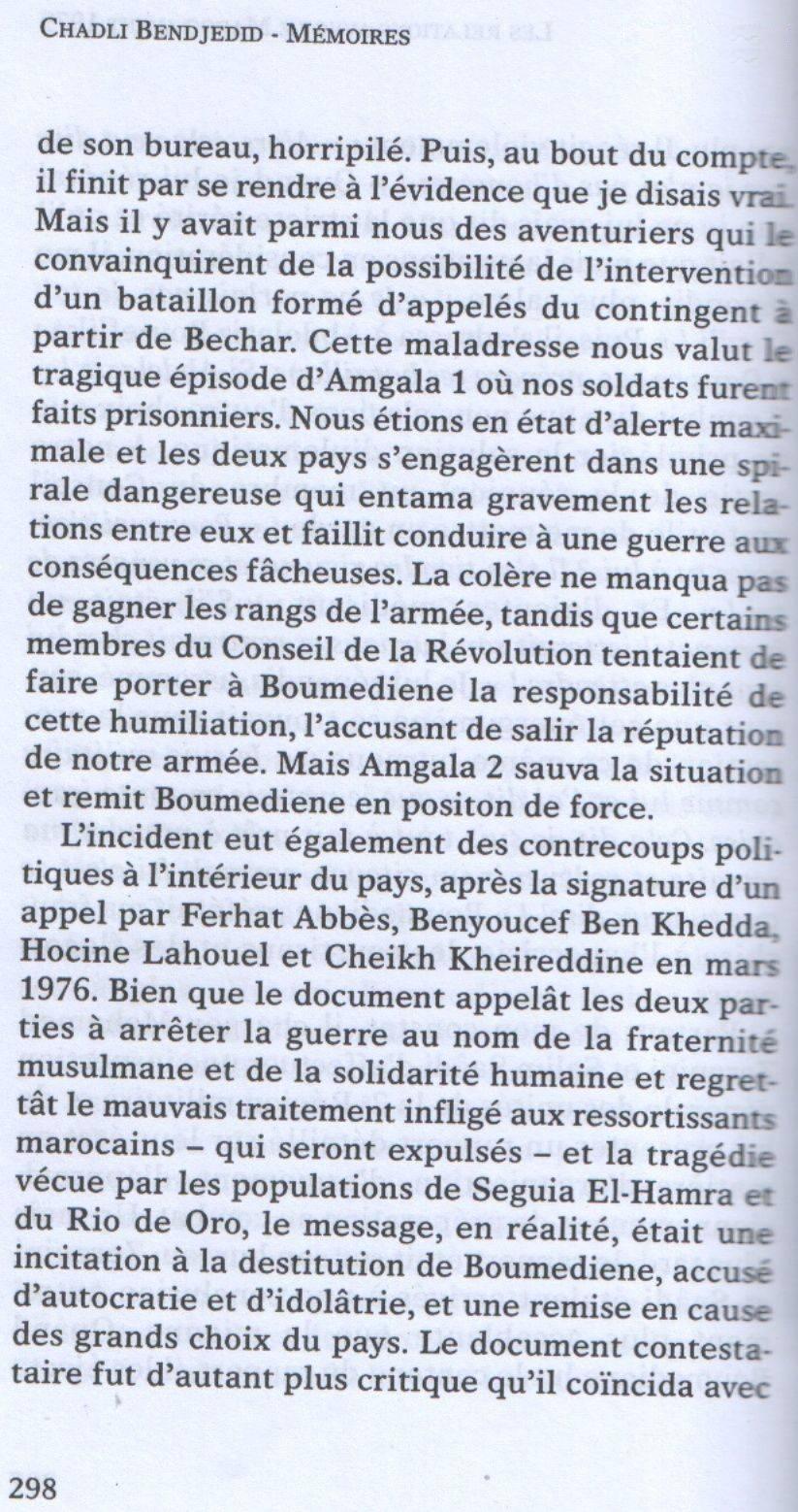 La Bataille d'Amgala 522022003