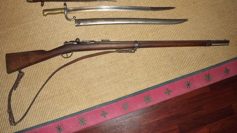 fusil français 5221312241