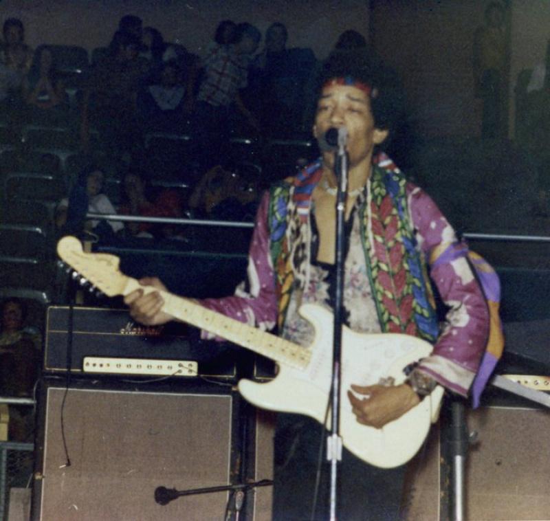 Albuquerque (Civic Auditorium) : 19 juin 1970  52243519700619Albuquerque01
