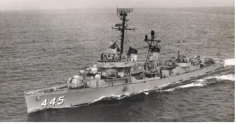 Destroyer USS Fletcher (Revell 1/700°) par Alain88440 52420019a