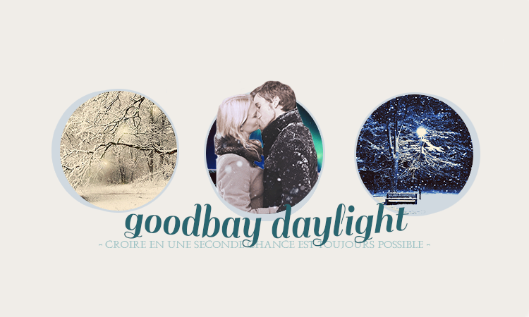 Goodbye Daylight