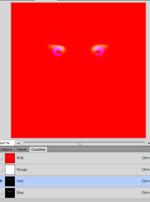 [Intermédiaire] Créer une ombre à paupière multicolore et son eye-liner 526359maquillage11