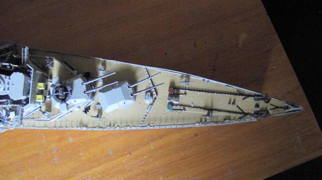 Prinz Eugen Trumpeter au 1x350 avec PE 526509PrinzEugen1x35064