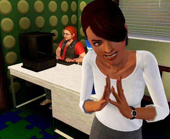 """[Terminé] Sims Histoires de Jobs """"Au bureau"""" - Page 6 527152Screenshot52"""