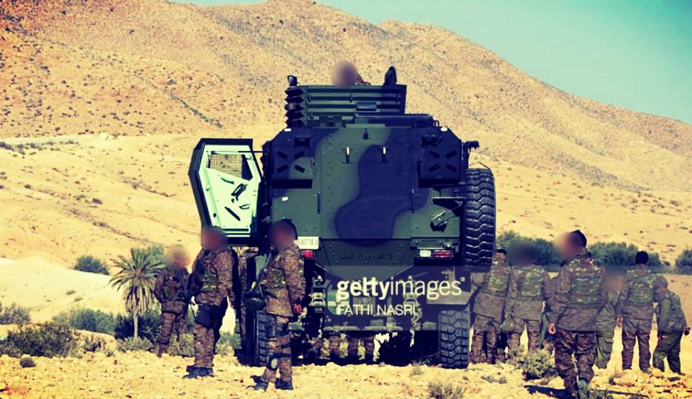 تونس تعاقدت على 100 مدرعة كيربي إضافية 527342507987284
