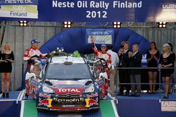 WRC Rallye de Finlande 2012 (jour-3) Victoire : Sébastien Loeb 5279202012rallyedeFinlandeLehtinenHirvonen
