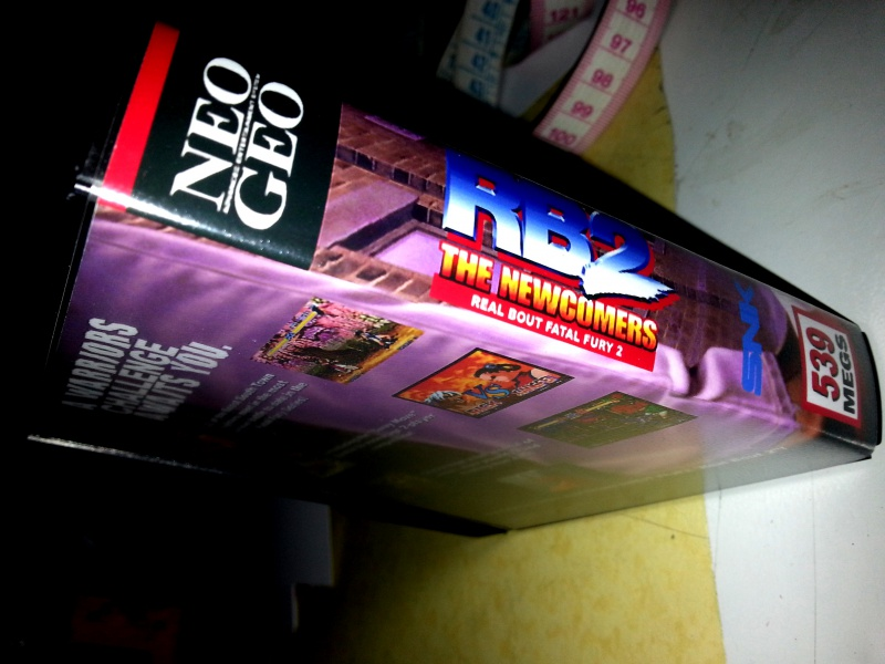Insert neo geo x pour boites neogeo pocket 52879420130130020900