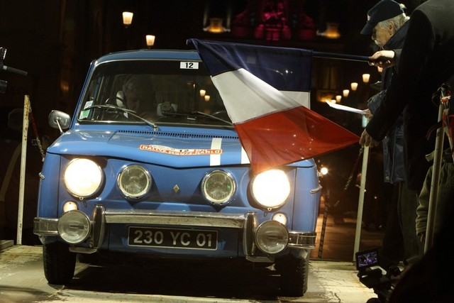 Renault engage quatre Renault 8 Gordini au Rallye Monte-Carlo Historique 2017 5289208659116
