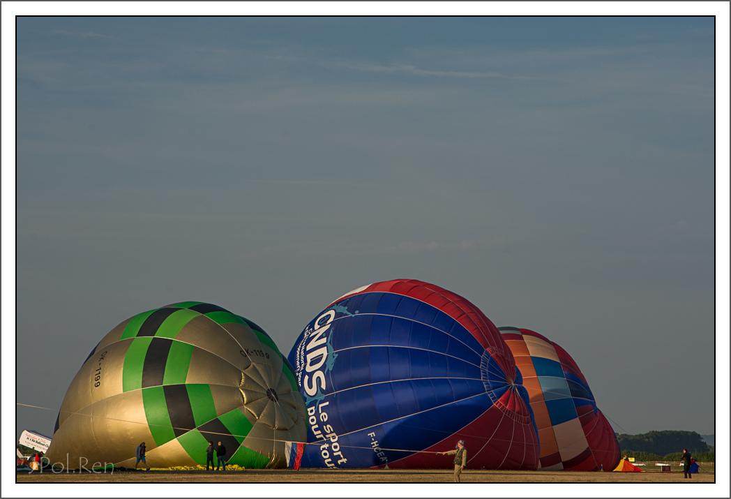 Sortie Lorraine Mondial Air Ballons à Chambley - Photos 529400EG26air0489