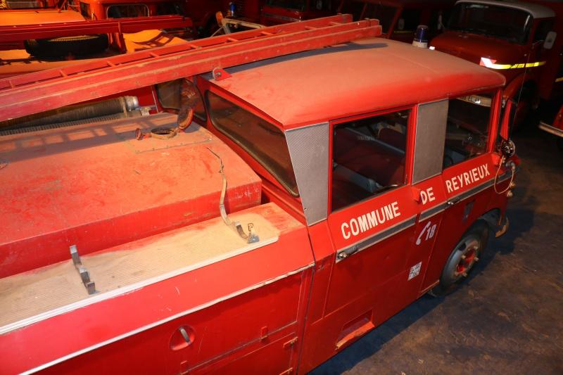 Des camions à gogo....Musée des sapeurs pompiers de Lyon 529980IMG6939