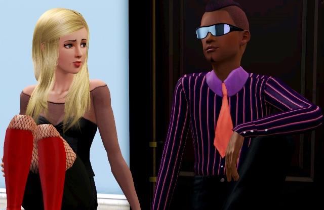 """[Terminé] Sims Histoires de Jobs """"Au bureau"""" - Page 11 530413Screenshot82"""