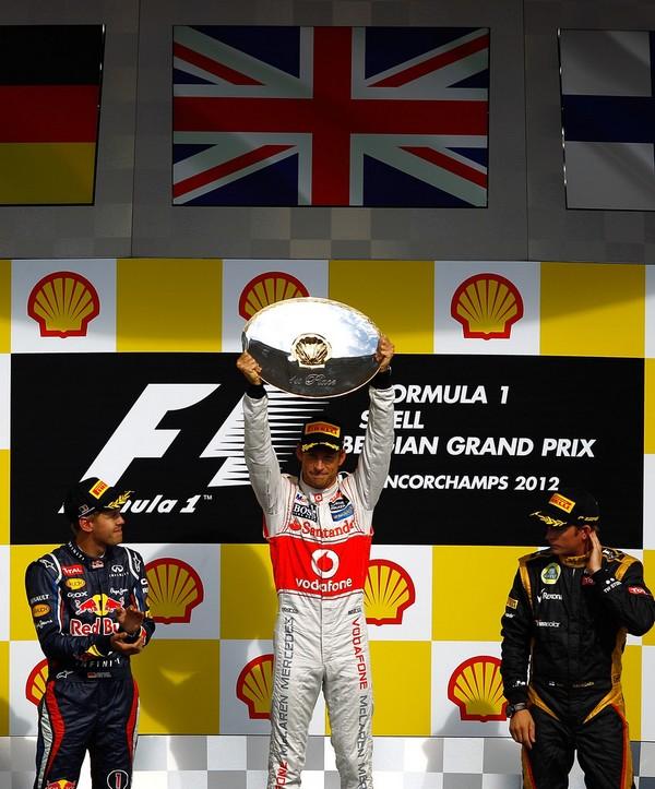 F1 GP de Belgique 2012 : Victoire Jenson Button 530773SebastianVettelJensonButtonKimiRikknen1
