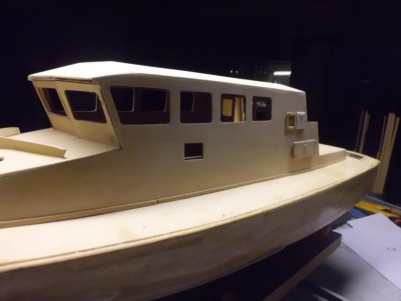 POURQUOI PAS II canot 17.60m SNSM Saint-Malo sur plan au 1/20° - Page 2 531721CIMG1837