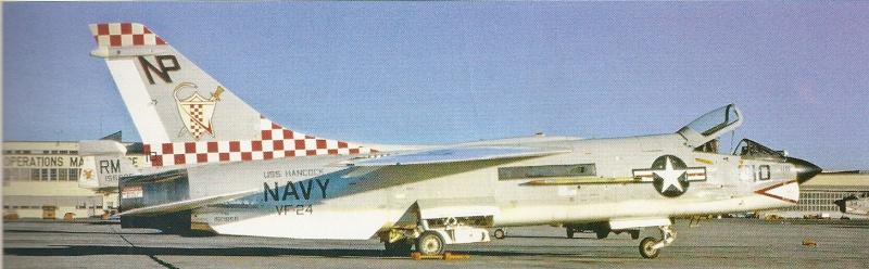 VOUGHT F-8 CRUSADER  531757VoughtF8JCrusaderVF24