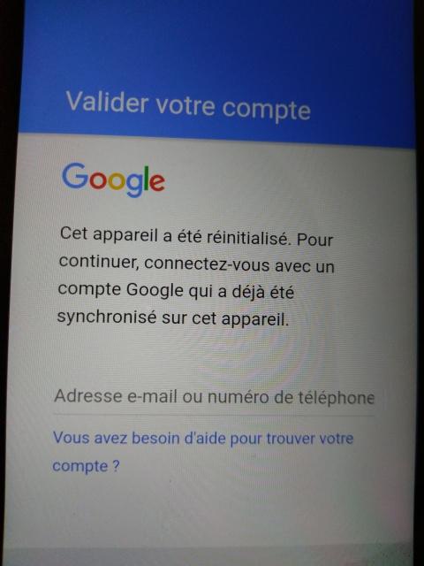 [asus Zenfone 2 laser ZE600KL] Probleme compte Gmail apres Factory reset 531884Image01