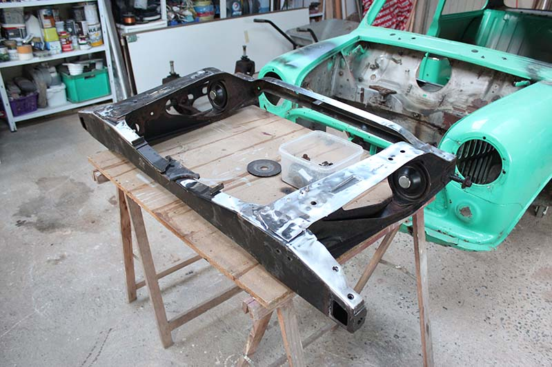 Restauration d'une Austin de 1980 - Page 2 532176IMG3366