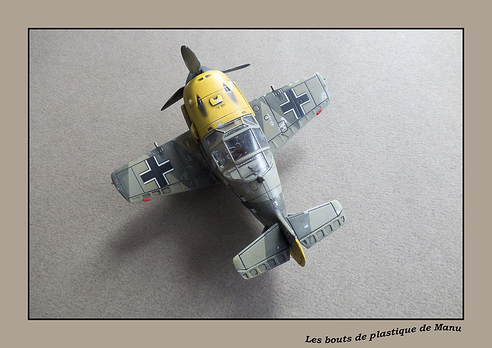 Bf 109 Tiger Model egg plane-FINI ! - Page 3 5322808353