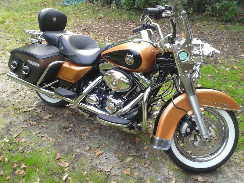 Road King uniquement, combien sur Passion-Harley  53269420121112132353