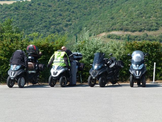 CR (Photos & Vidéo)  : TSO : 06-07/06/15 Sortie au Viaduc de Millau & environs 532733P1180528