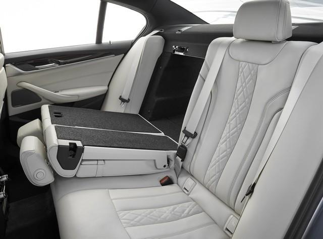 La nouvelle BMW Série 5 Berline. Plus légère, plus dynamique, plus sobre et entièrement interconnectée 532863P90237267highResthenewbmw5series