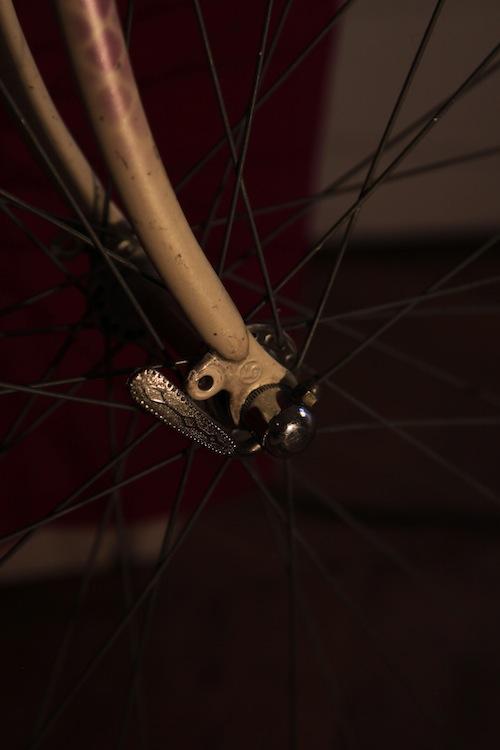 Vélo femme cadre avec tube de selle cintré 534087MG8931