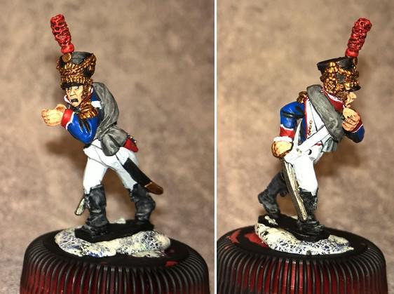 7ème régiment d infanterie légère - 1812 - Petite surprise ! 534415portedrapeau