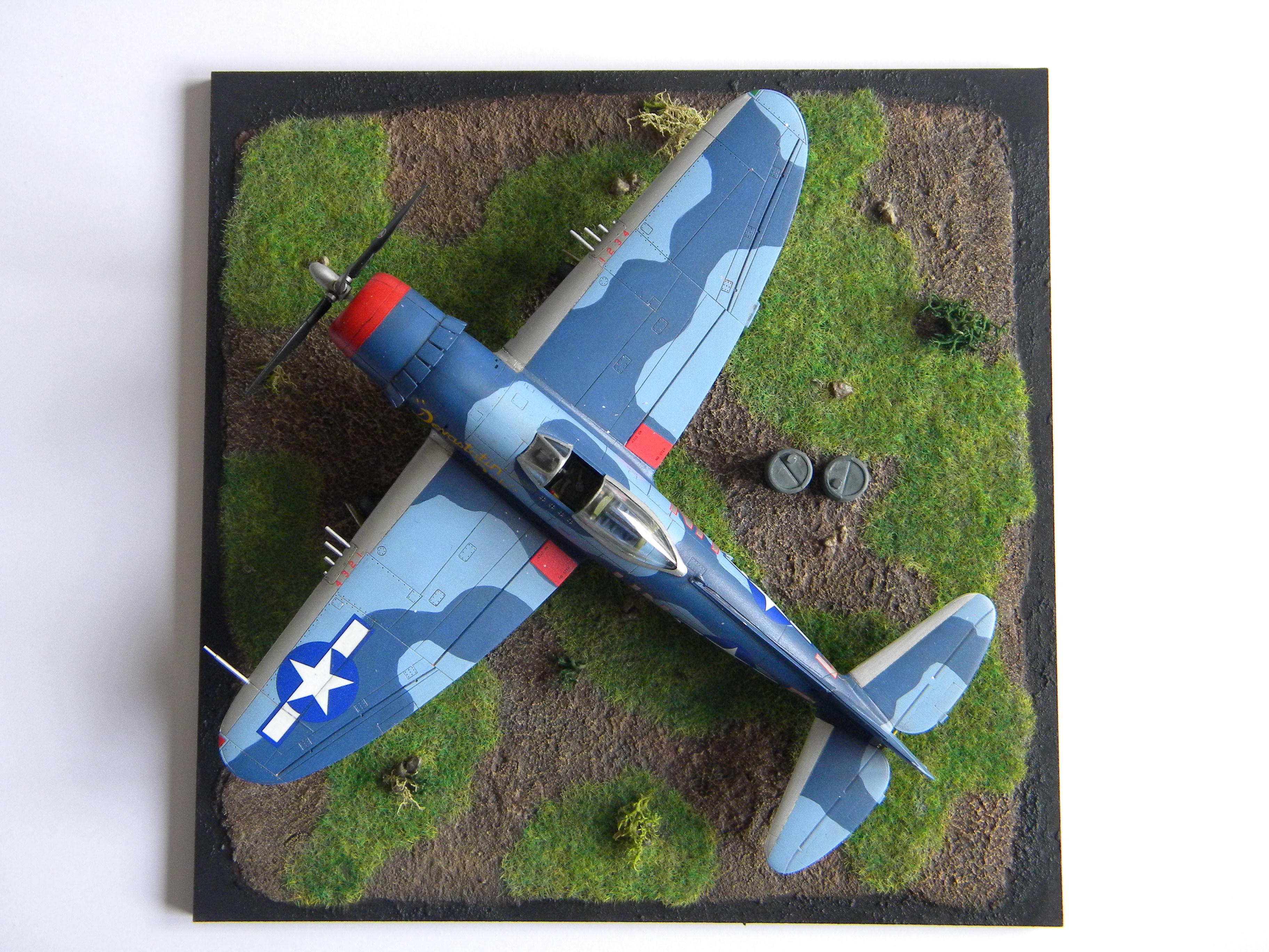 [Revell] P-47M Thunderbolt 534470DSCN9496