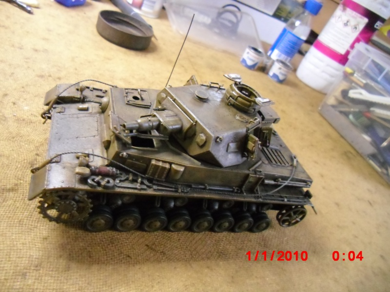 panzer - PANZER 4 ausf.F 534950CIMG2295