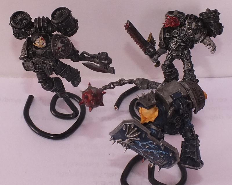 1ère figurines pour diorama Istvaan V - Page 3 535081DSCF2909