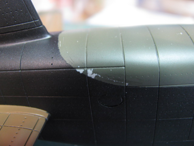 Short Stirling MkIII BF-513 Italeri 1/72, 2ème !!!!!....Terminé!!! - Page 4 535240IMG7059
