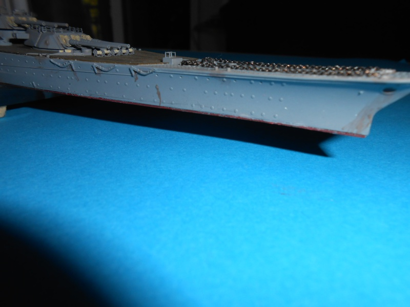 Yamato 1/700 fuji, PE,Pont en bois et babioles - Page 3 535515DSCN6124
