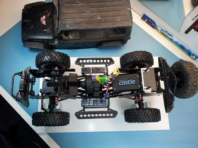 Jeep Wrangler Unlimited Rubicon kit de Marcogti 53567510940532102057028759555884967245988490297244n