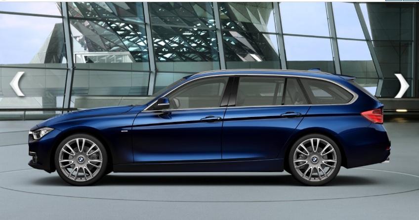 2011 - [BMW] Série 3 [F30/1] - Page 7 535761f31tanz