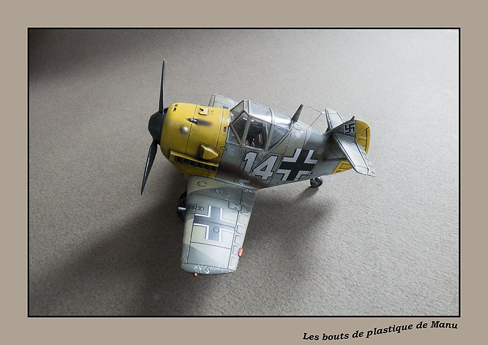 Bf 109 Tiger Model egg plane-FINI ! - Page 3 5358836352