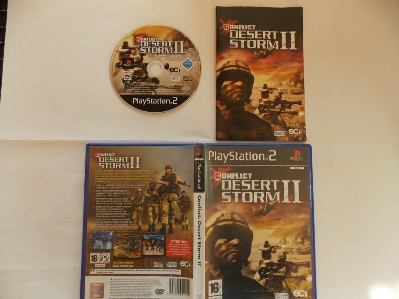 Conflict : Desert Storm II 536769Playstation2ConflictDesertStormII