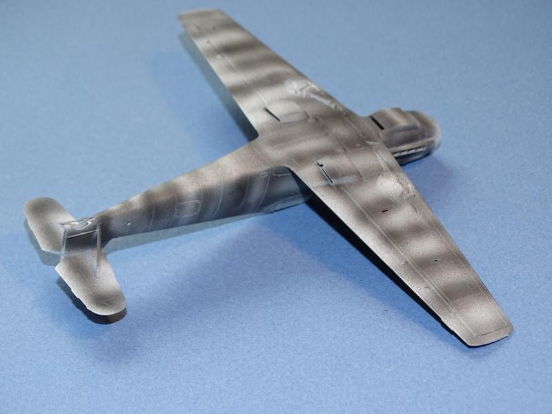 Bf 109 E3 WNr 1304 du JG 76 capturé le 22/11/1939 [Tamiya 1/72]  (Terminé) 537011DSC03357