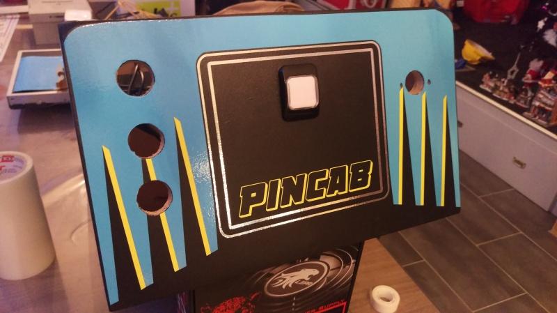 [WIP] Mini pincab du FRDD - Page 3 537074IMAG0453