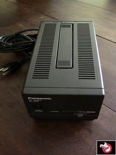 Caméra Panasonic PK-750 et VCR Portable NV-8410 53708931