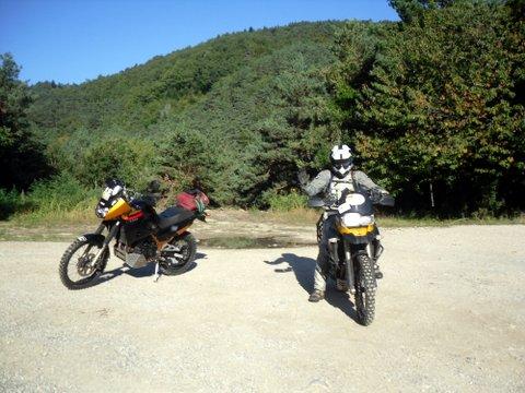 Gros trail et ++ en balade  à Axat , samedi 4 Octobre - Page 2 538000SDC19147