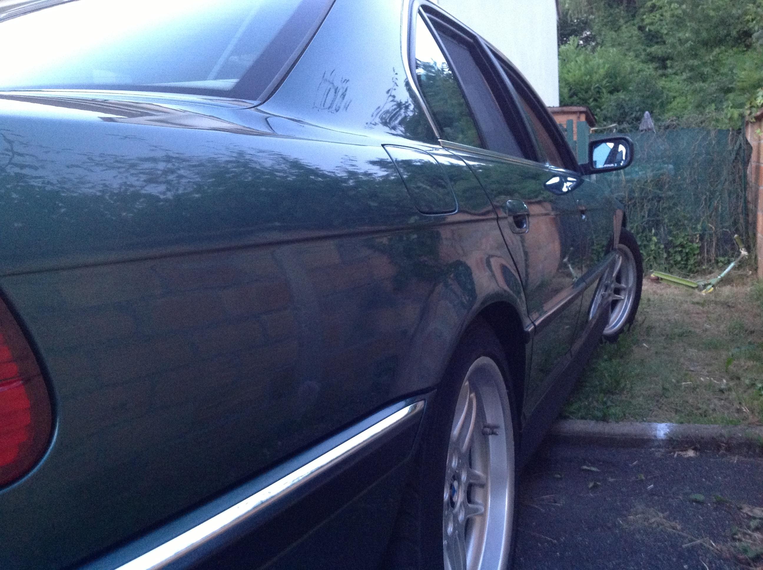 Ma BMW 740 D 539092image