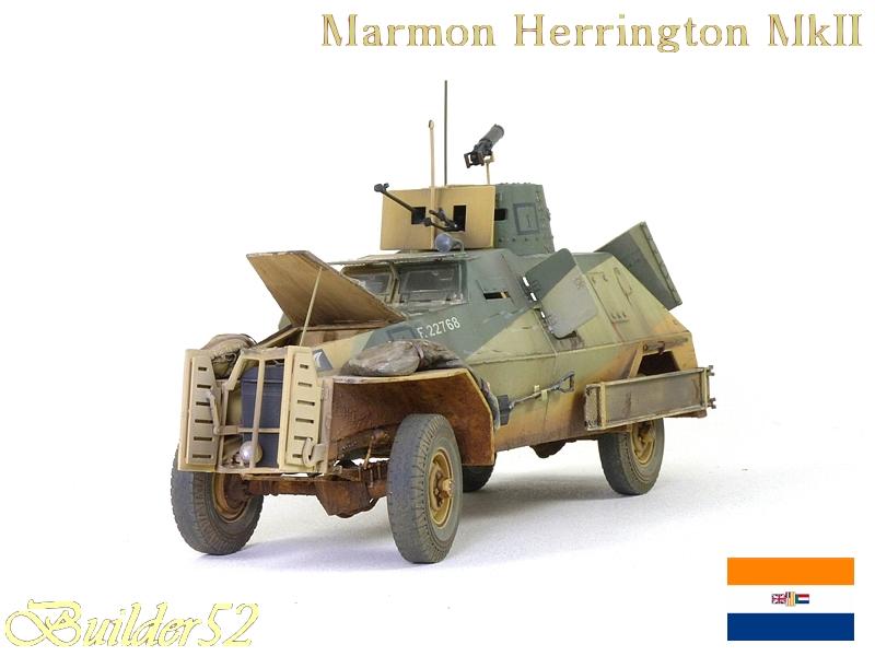 Marmon Herrington Mk.II - Grèce 1941 - IBG 1/35 539203P1040895
