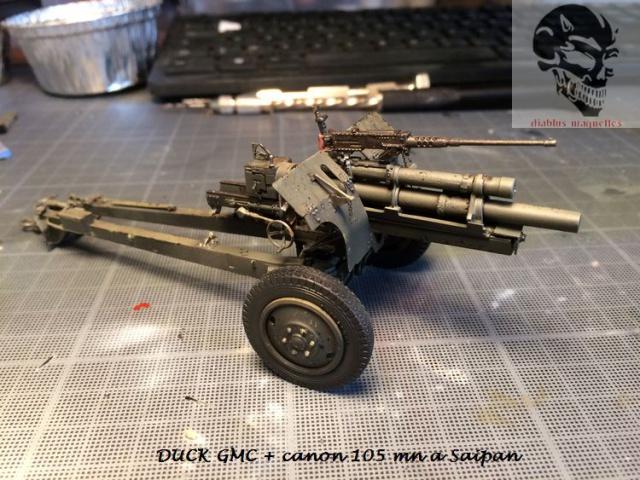Duck gmc,avec canon de 105mn,a Saipan 539986IMG4437