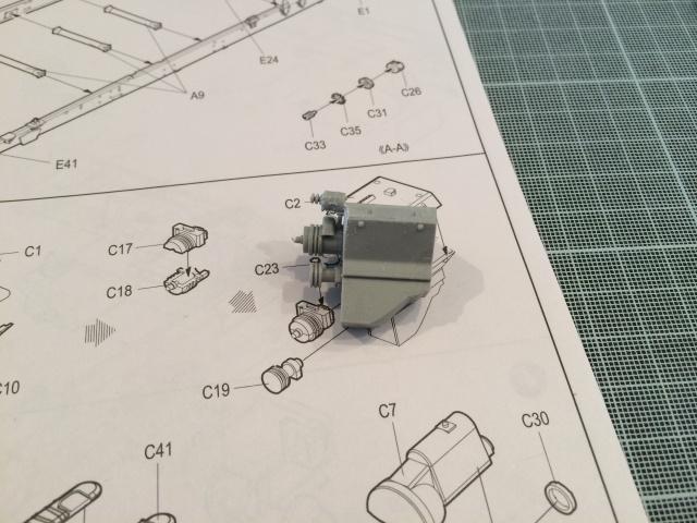 BM-21 Grad - Trumpeter 1/35 540363IMG3222