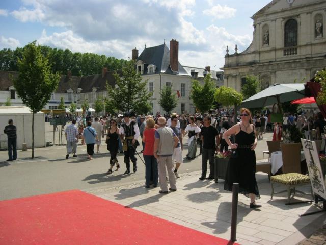Festival de Cape & d'Epée à Richelieu 5408641RichelieuSamedi21Juillet201230