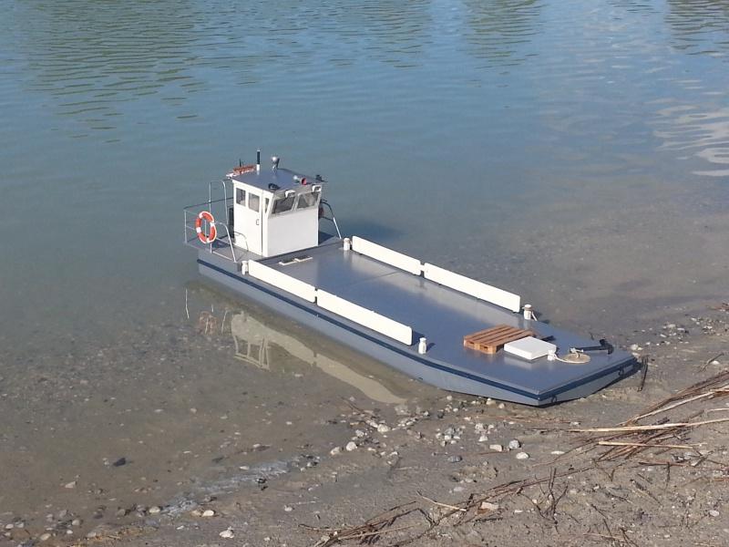 TUGDUAL Barge Ostreïcole sur plan RC Marine au 1/10 ° - Page 21 54090620150923165727