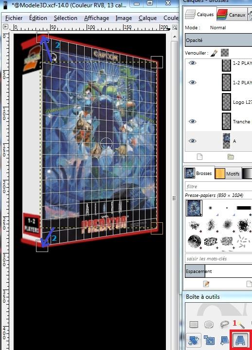 [Tutorial] Création d'icones 3D pour la Neo Geo X 541024Capture2