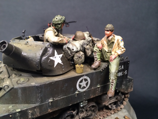"""""""Le laxatif"""" - M8 Howitzer unité """"Hell on Wheels"""" - 2nd Armored division, Normandie - Tamiya 1/35 541308IMG3483"""